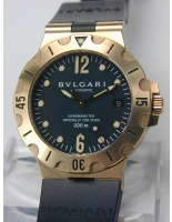 BULGARI Chronometer, Automatic 750/- von 8/2000