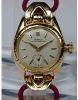 Rolex DAU, Bubble Back, 750/-, Automatic, Ref. 5003