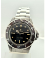 Rolex Submariner 5513, Stahl, 1. Quartal 1966
